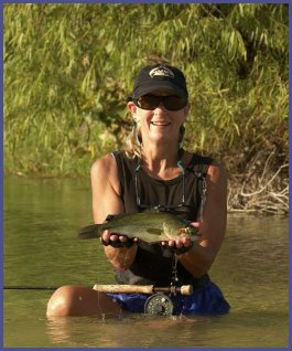 "neat stuff"" for fly fishing women - constance whiston, Fly Fishing Bait"